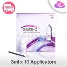 Gemsho Eyelash & Eyebrow Enhancing Serum 眼睫毛眉毛快速增长精华