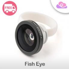 H8002 迷你鱼眼手机镜头 Mini Fish Eye Mobile Lens