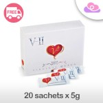 V-II (V2) Virginal Queen Ovarian Beautify (20 Sachets x 5g) 卵巢保养饮料