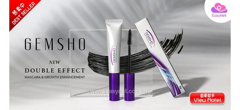 Gemsho Mascara & Eyelash Growth Enhancement